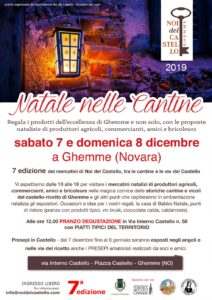 natale nelle cantine